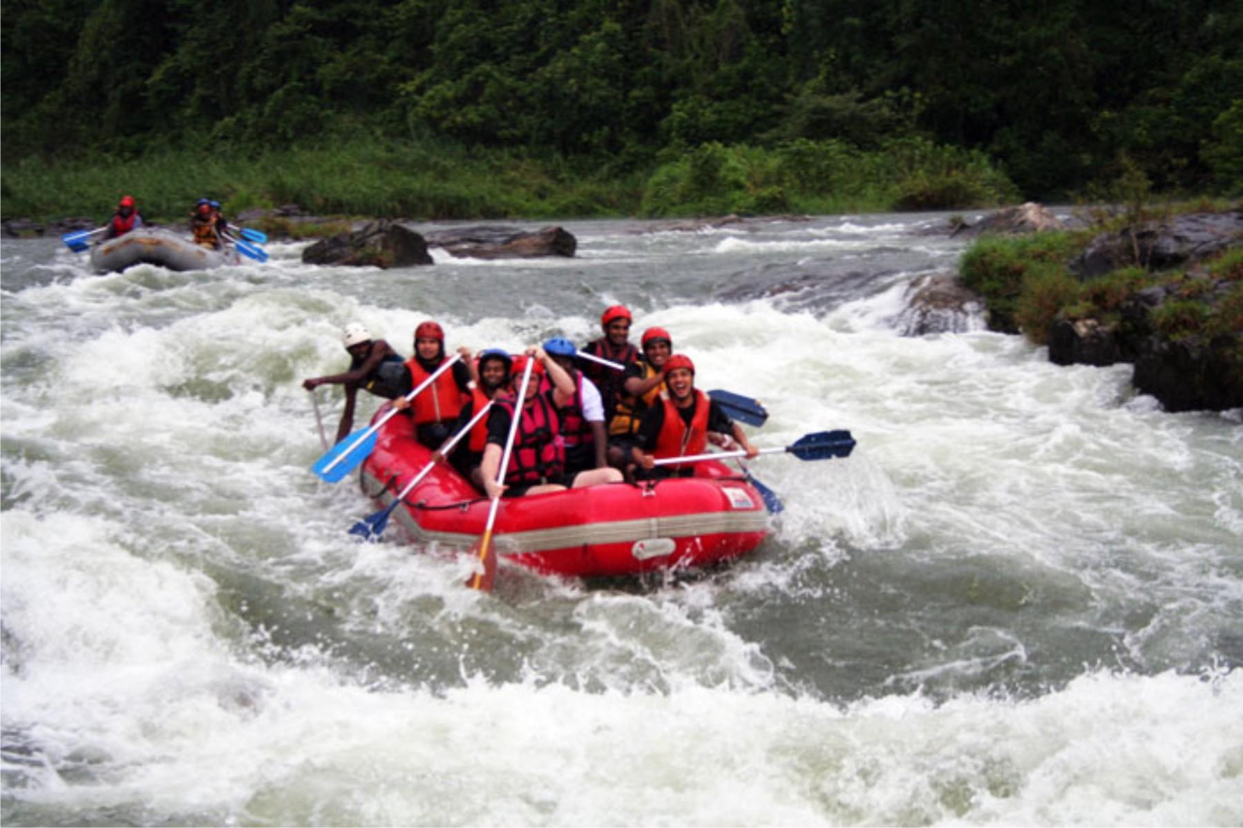Kitulgala White Water Rafting March 26 2015 Noori Insaf